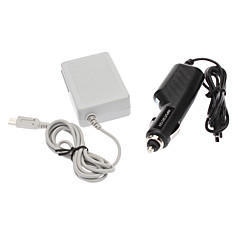 Car+Home Wall Charger For New Nintendo DSI NDSi LL XL
