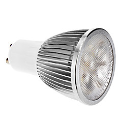 GU10 5W LED 400LM 3000-3500K Warm White Light LED Spotlight Lighting Bulb (85-265V)