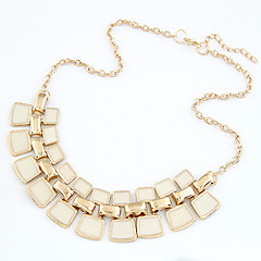 Necklace Choker Necklaces Jewelry Wedding / Party / Daily Fashion Alloy Black 1pc Gift