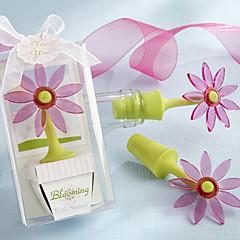 Blooming Flower flaske prop i Whimsical Window Gaveæske