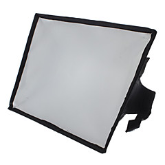 20 x 30 cm Portable Softbox Diffuseur (Black)