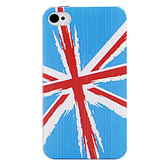 Britain National Flag Back Case for iPhone 4/4S