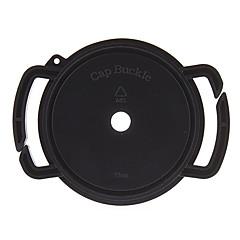 카메라를위한 77mm CapClaper 렌즈 캡 홀더 (블랙)
