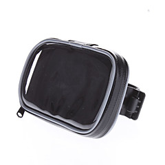 Waterproof Bicycle Motorcycle Mount for Smartphone iPhone 5 4S Mini