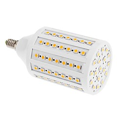 Ampoules Maïs LED Blanc Chaud T E14 20W 102 SMD 5050 LM V