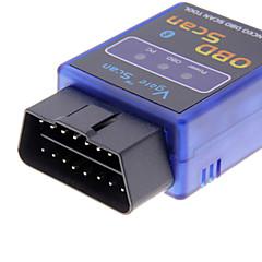 مصغرة ELM327 V1.5 بلوتوث ELM 327 OBDII OBD2 البروتوكولات أداة تشخيص السيارات