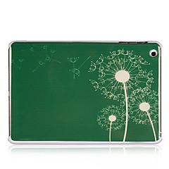 paardebloem patroon plastic achterkant van de behuizing voor de iPad mini 3, ipad mini 2, ipad mini
