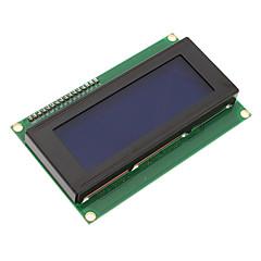 IIC / I2C serielle lcd 2004 display modul til (til Arduino) (virker med officiel (til Arduino) boards)
