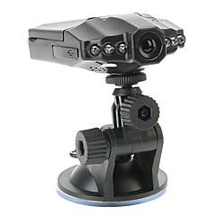 Visión apoyo dvr del coche de HD720p pantalla TFT-LCD de 2.5 pulgadas de la noche