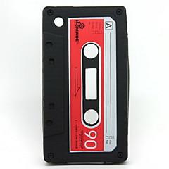 Magneettinauha Pattern Pehmeä TPU-kotelo iPhone 3G ja 3GS (eri värejä)