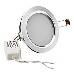 5W 30 SMD 2835 300 LM Warm White LED Ceiling Lights AC 100-240 V