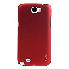 PC-Abdeckung für Samsung N7100 GALAXY NOTE2 (Red)