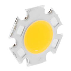 DIY 7W 620-700LM 300mA 2800-3000K Θερμό Module LED λευκού φωτός Ολοκληρωμένη (20-23V)