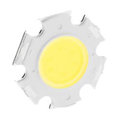 DIY 3W 250-300LM 300mA 5500-6000K Cool White Light integreret LED-modul (9-11V)