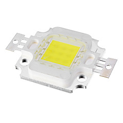 10W 9xIntegrate 700LM 10000K Cool White Light LED Chip (DC 9-11V)