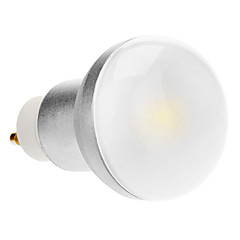 7W GU10 Bombillas LED de Globo 1 COB 380-420 lm Blanco Fresco AC 85-265 V