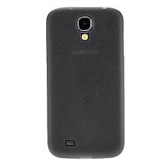 Ultratunn Frostad Hårt Fodral till Samsung Galaxy S4 I9500 (blandade färger)