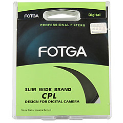 Fotga Pro1-D 62mm Ultra Slim Multi-Coated Cpl Cirkulärt polariserings Lens Filter