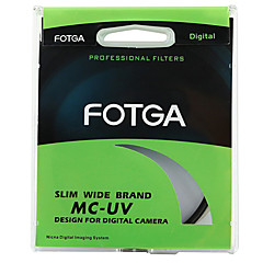 Fotga 67mm Ultra Slim Pro9 Mc Multi-Coated Filtre UV Ultra-Violet protecteur d'objectif
