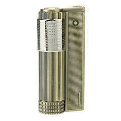 Áustria estilo Metal Gas Lighter (cor aleatória)