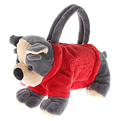 Plüschtiere Hunde Model & Building Toy Gewebe