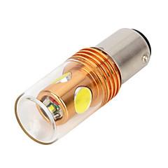 1157 9.5W 800lm 3-SMD LED & 1-Cree XP-E White Light Car Backup-Lampe (12 ~ 24V)