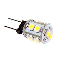 3W G4 LED Corn Lights T 10 SMD 2835 210 lm Cool White DC 12 V