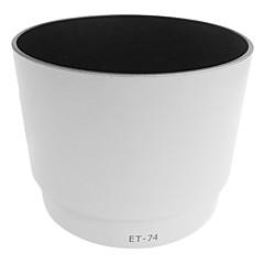Cserélje ET-74 Winka Petal napellenző Canon EF 70-200mm f/4.0 L IS USM (fehér)