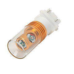 Highlight 3157 12W 600lm 635 ~ 700nm 4 Cree XP-E LED Red Light Car Light Brake - (12V DC)