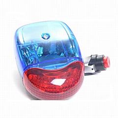 Bisiklet Bisiklet Klaksonu Bisiklet LED Işık Plastik