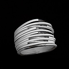 Bracciali Dell'involucro del braccialetto Lega Others Originale Di tendenza Quotidiano Regali di Natale Gioielli Regalo Nero Bianco,1