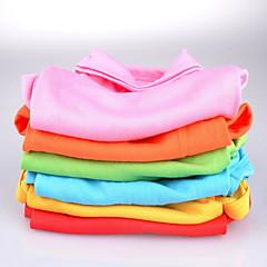 dejlig polo shirt med krave for kæledyr hunde (assorterede farver, størrelser)