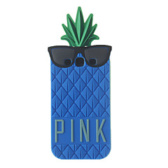 Pineapple Shape Design Soft Silicone Back Case Cover for Samsung Galaxy S3 I9300