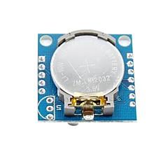 i2c rtc DS1307 σε πραγματικό χρόνο ενότητα ρολογιού (για Arduino) (1 x lir2032)