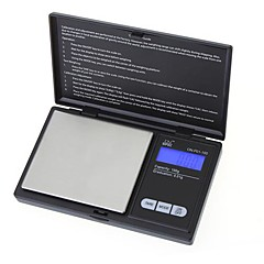 100g * 0,01 g Mini LCD Digital Pocket smycken Guld Diamond Scale Gram
