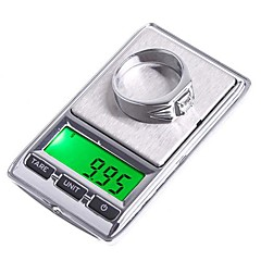 0.01g * 100g 0.1g * 500g Dual Mini Digital smycken Pocket Scale