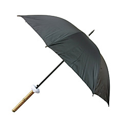 Weapon Inspired by One Piece Trafalgar Law Anime Cosplay Accessories Weapon / Umbrella Black Polyester Male