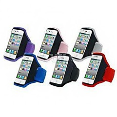 Sport Type Full Body brassard de sport pour iPhone 4/4S (couleurs assorties)
