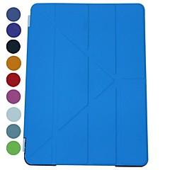 Spesiell design Solid Color Deformasjon Brett Avtagbar med stativ vanskelig sak for iPad2/3/4