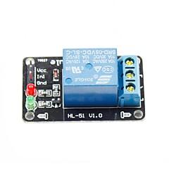 5v relæ modul til (til Arduino) (virker med officiel (til Arduino) boards)