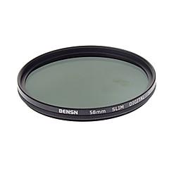 BENSN 58mm SLIM super DMC C-PL Filtre de caméra