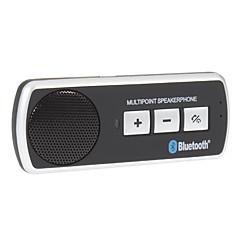 Bluetooth V2.0 + EDR Freisprecheinrichtung mit TTS Anrufer-ID (SD/MMC/USB/2.5mm)
