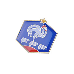 2014 World Cup France National Team Badge