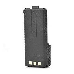 BaoFeng BL-5L Replacement Walkie Talkie Verlengde 3800mAh Li-ion batterij - Zwart