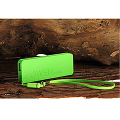 6500mah mini-bateria externa banco de potência portátil ultra-fino para iphone 6/6 plus / 5 / 5s / samsung s4 / s5 / Obs2