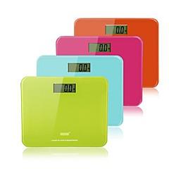 Mini Digital Body Health Balance électronique de pesage (5 ~ 180 kg, 0,1 kg, 1 * CR2032)