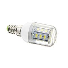 5W E14 LED-lampa T 24 SMD 5730 12OO lm Kallvit AC 220-240 V