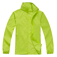 Cycling Jacket Women's / Men's / Unisex Long SleeveWaterproof / Breathable / Quick Dry / Ultraviolet Resistant / Rain-Proof / High