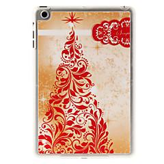 Red Tree Pattern Case for iPad mini 3, iPad mini 2, iPad mini