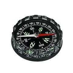 Professioneel met vloeistof gevulde kompas - Zwart